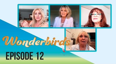 Episode 12 - The WonderBirds talk all things Makeup!