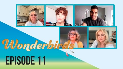 Episode 11 - WonderBirds Show ft. Celebrity Guest Dr. Ranj Singh!