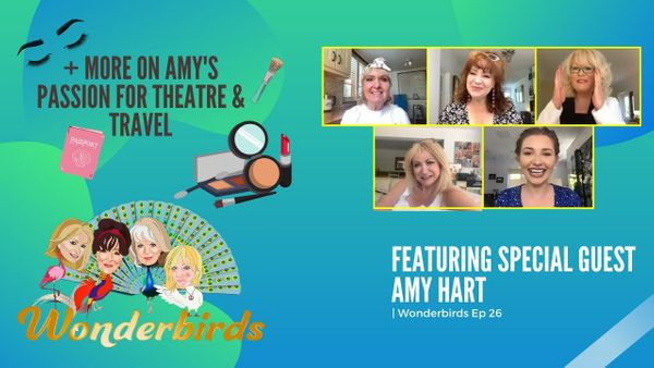 Episode 26 - Love Island's Amy Hart joins us for a MAKE UP SPECIAL