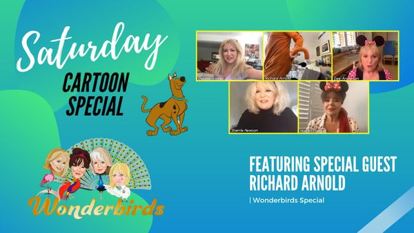 Saturday Special - Cartoon Dress Up Fun With Richard Arnold!