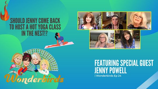 Episode 24 - Is It Safe For Kids To Go Back To School? Special Guest Jenny Powell