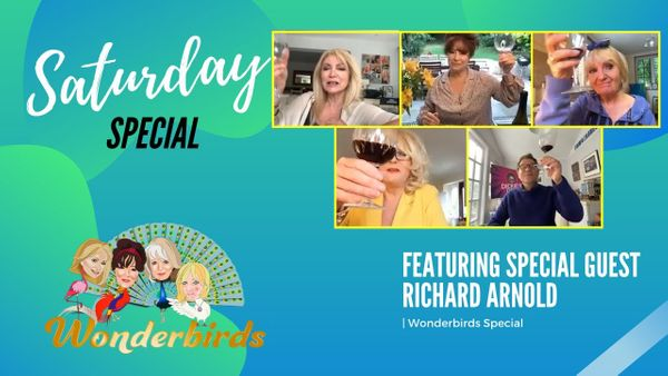 Saturday Special - Wine & Cheese Tasting SPECIAL with Richard Arnold