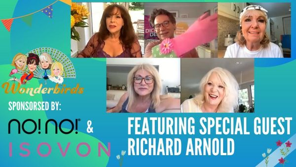 Saturday Special - BRUNCHING with RICHARD ARNOLD! Theatre, Pride and More!