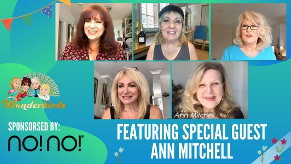 Episode 49 - Ann Mitchell Gives Heartfelt Advice to Young Actors/Actresses