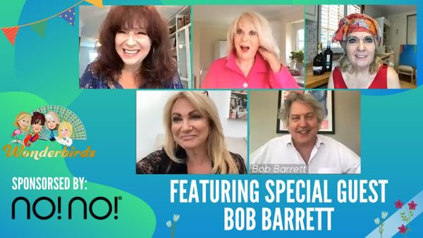 Episode 48 - Bob Barrett on His Love For Vegan Wine + When Will Holby Be Back On Set?!