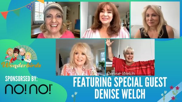 Episode 46 - Inspirational DENISE WELCH Shares Incredibly Relatable Depression Story