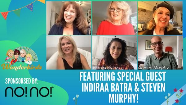 Episode 43 - Indiraa Batra Joins Us! Theatre, Panto & A Soap Update with Steven Murphy!