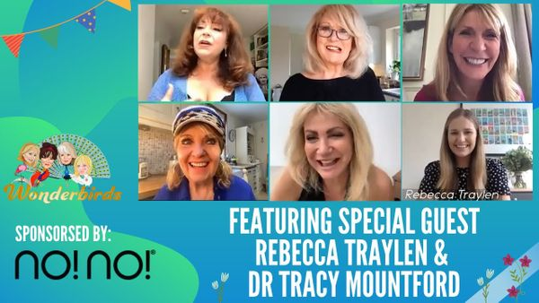 Episode 44 - Fabulous Nutritionist Rebecca Traylen Shares Tips On Menopause For Women 40+!