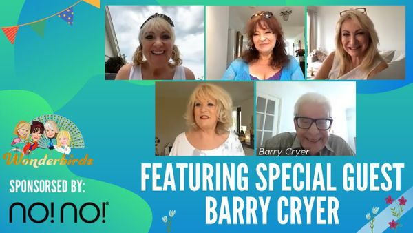 Episode 58 - ICONIC Comedy Legend Barry Cryer Joins Wonderbirds In The Nest!