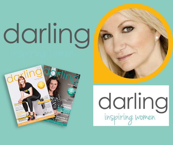 Darling Magazine interview inspirational Debbie