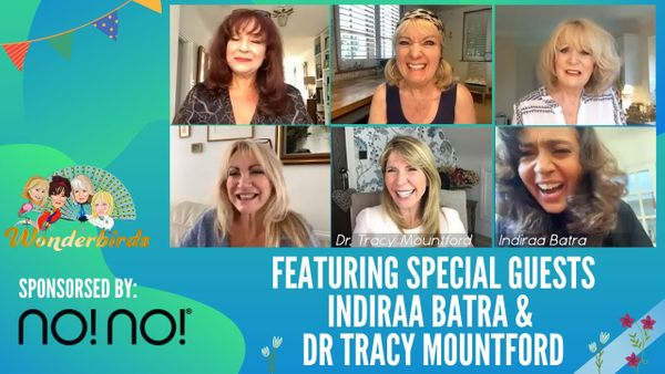 Episode 56 - HILARIOUS Gynecology Stories with Indiraa Batra & Dr. Tracy Mountford