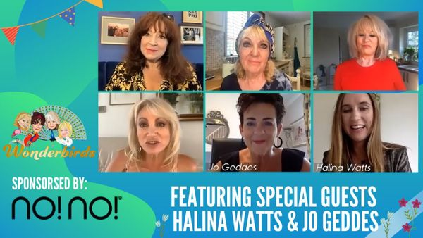 Episode 63 - VEGAN Beauty Products With Joanne Geddes + Showbiz update with Halina Watts