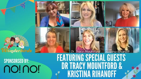 Episode 65 - FABULOUS Kristina Rihanoff From Strictly & Dr Tracy Mountford Enter Our Nest!
