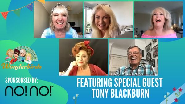 Saturday Special - Radio LEGEND Tony Blackburn On First Record He Played On Radio 1!
