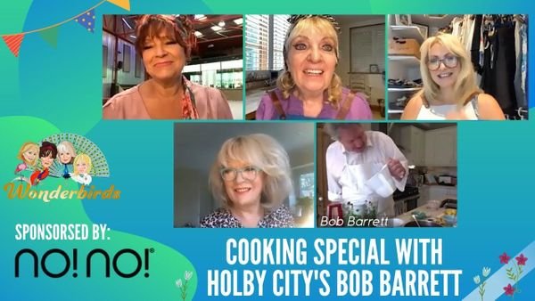 Bank Holiday Bonaza - Holby City's Bob Barrett teaches us how to make VEGAN MEXICAN