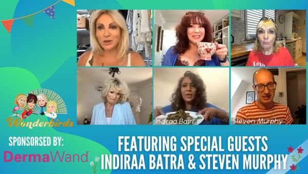 Episode 76 - Sherrie Hewson Is Back + Indiraa Batra & Inside Soap's Steven Murphy!
