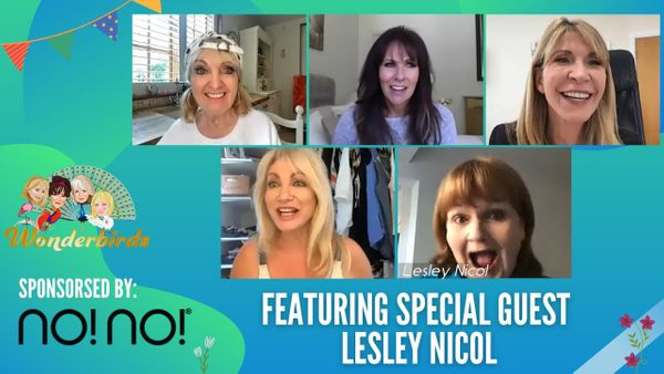 Episode 68 - Downton Abbey 2 On The Way?! Lesley Nicol Joins Us For A Catch-Up!