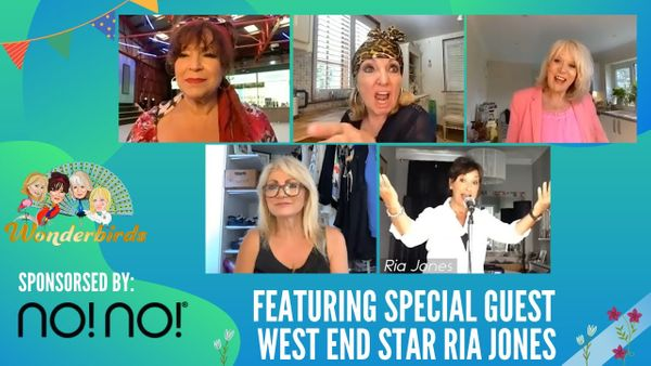 Episode 66 - West End Star RIA JONES Joins Us For a Catch Up & All Things Musical Theatre!