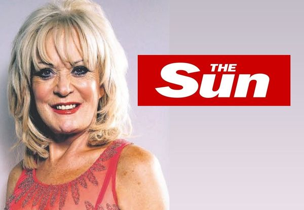 Sherrie talks candidly to The Sun