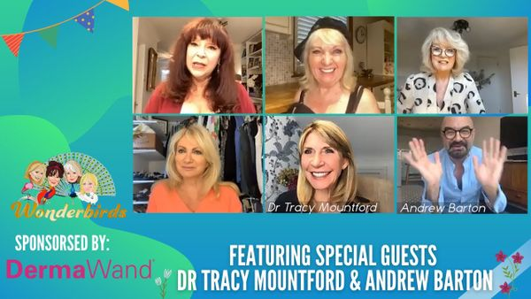 Episode 89 - WOW! Wellbeing & Hair Care Clinic! With Dr. Tracy Mountford & Andrew Barton!