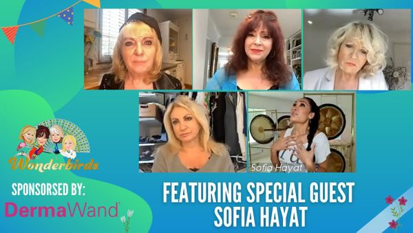 Episode 82 - INCREDIBLE Spiritual Guru Sofia Hayat Flies Into Our Nest!
