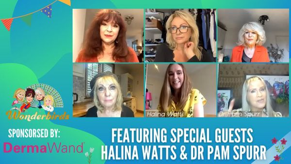 Episode 81 - Self Help Expert Dr Pam Spurr + All The Showbiz Gossip With Helina Watts!