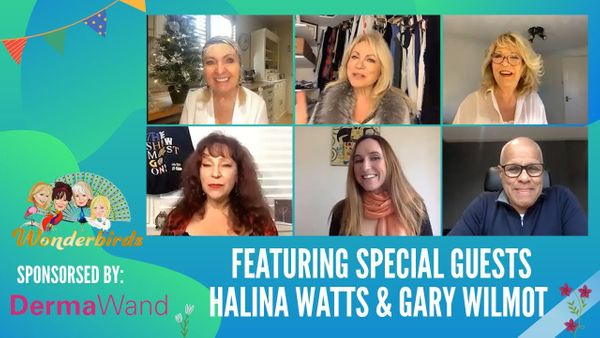 Episode 105 - Halina Watts discusses the Bushtucker Trial skeptics & Gary Wilmot shares his singing stories