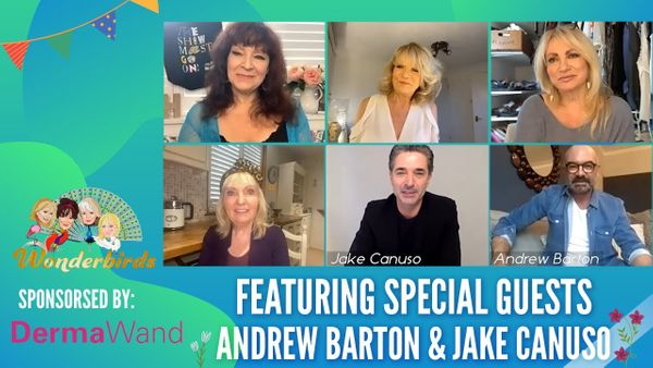 Episode 101 - Benidorm's Jake Canuso Joins Us + Andrew Barton Announces Our Giveaway Winners