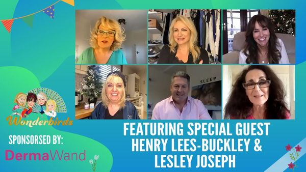 Episode 103 - Henry Tells us about Goodbody Store & Lesley Joseph Joins us for a Chat