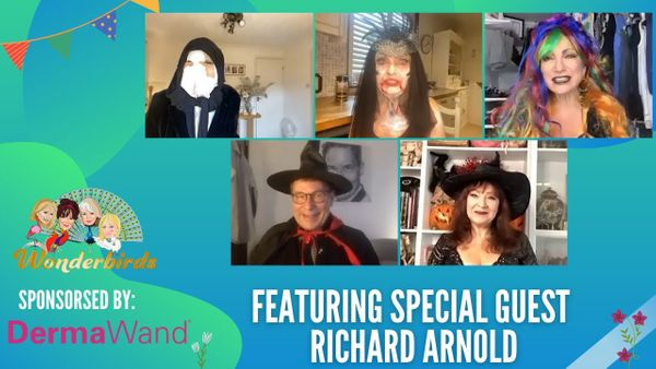 Spooky Halloween Special With The Fabulous Richard Arnold!