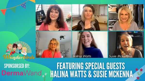Episode 99 - Theatre Extraordinaire Susie McKenna Joins Us + Showbiz Update with Halina Watts