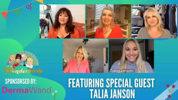 Episode 93 - Debbie's Daughter Talia Janson Teams Up with Busses For Homeless!
