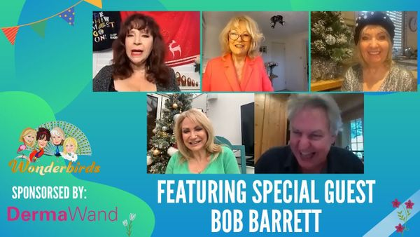 Episode 115 - Bob Barrett tells us about his first-ever audition & his #vegan Xmas cooking!