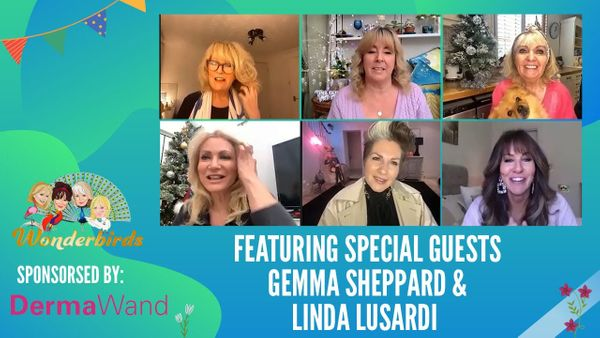 Episode 110 - Gemma Sheppard shares TV styling stories. Linda Lusardi's Bargain Bucket