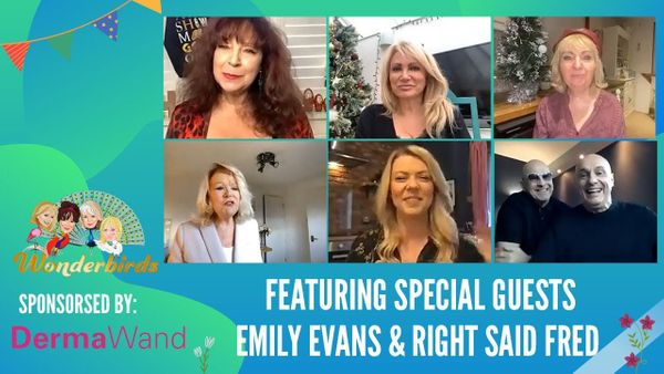 Episode 109 - Winner announced! Emily Evans on property tips, Right Said Fred on music career