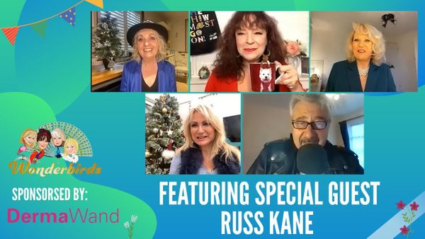 Episode 106 - Russ Kane brings both his comedy and storytelling to this Monday afternoon