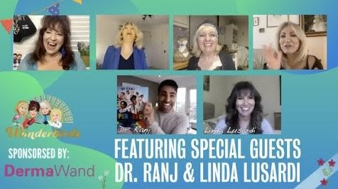 Episode 119 - Dr. Ranj Singh and Lovely Linda Lusardi join us this afternoon for a quality afternoon chat