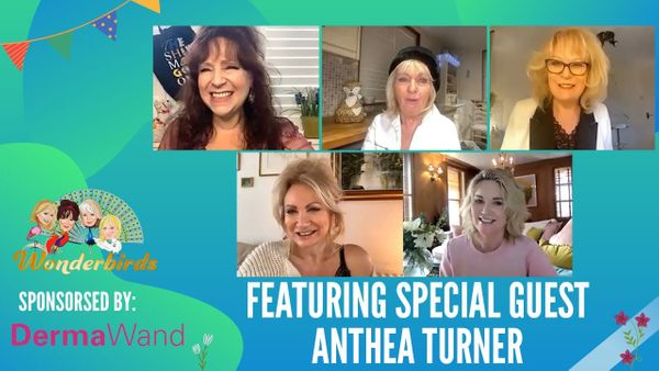 Episode 121 - Television Presenter Anthea Turner Joins the Wonderbirds to Discuss The Book of Life