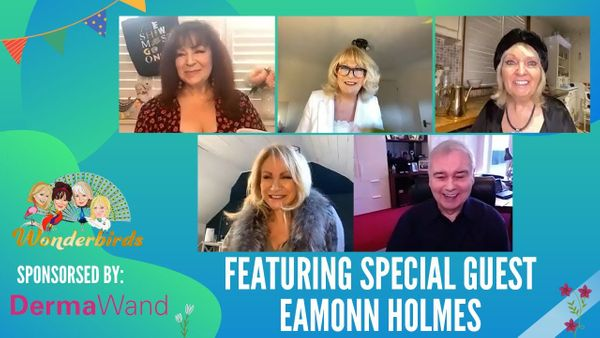 Episode 123 - Eamonn Holmes joins us this afternoon to inspire us with his stories