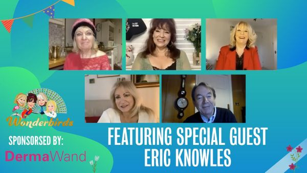 Episode 118 - British television personality Eric Knowles joins us this afternoon for a very interesting chat!
