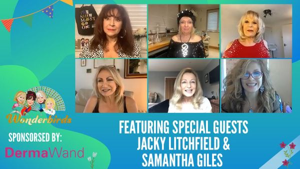 Episode 123 - Effortless exercise with Jacky Litchfield and angel card reading with Sam Giles