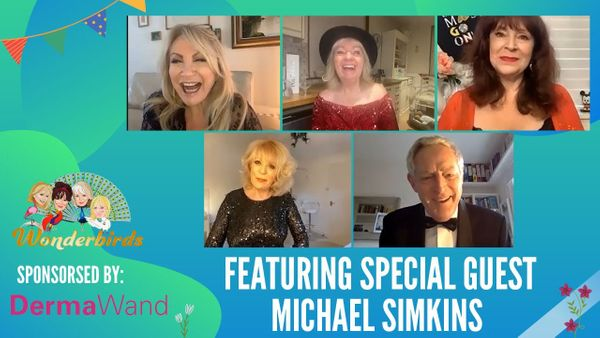 Episode 117 - Renowned actor Michael Simkins joins us for exclusive insight into his personal & professional life