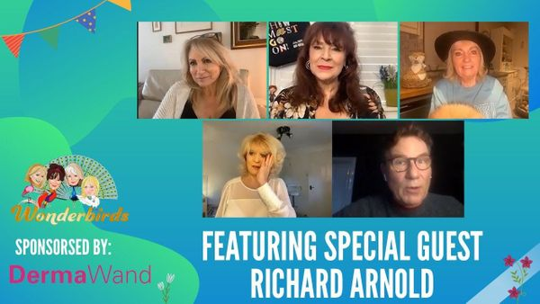Saturday Special with Richard Arnold - Hello 2021