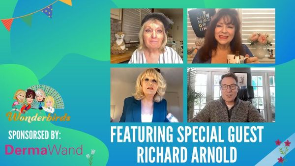 Saturday Special - Richard Arnold is back with us for a Saturday morning chat!