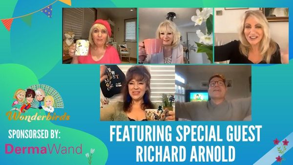 Saturday Special - Join The WonderBirds Saturday playmate Richard Arnold!