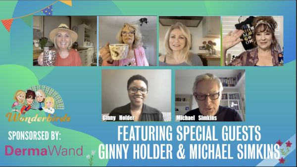 Episode 137 - Ginny Holder and Michael Simkins join the WonderBirds for a double guest special!