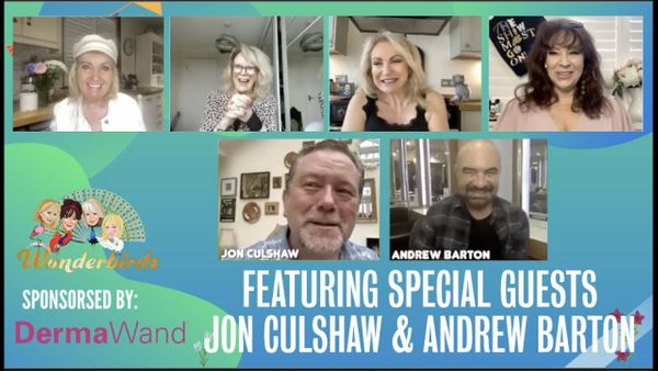 Episode 138 - Jon Culshaw flies into the WonderBirds nest and Andrew Barton is back