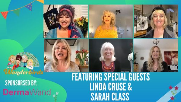 Episode 143 - To celebrate International Women's Day, we're joined by Linda Cruse and Sarah Class!