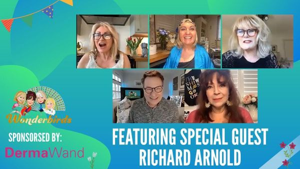 Saturday Special - The WonderBirds Saturday play mate Richard Arnold flies into the nest for a chat