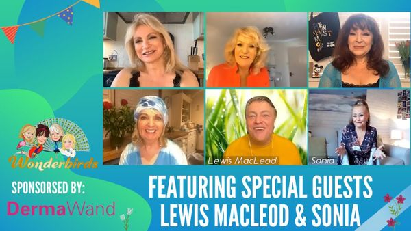 Episode 152 - Sonia and Lewis MacLeod join fly into the WonderBirds nest for a chat!